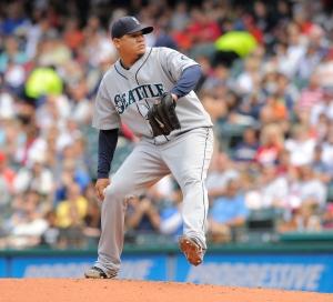 Felix Hernandez Fantasy Baseball